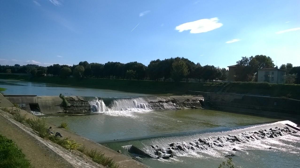Arno alle Cascine (Firenze)