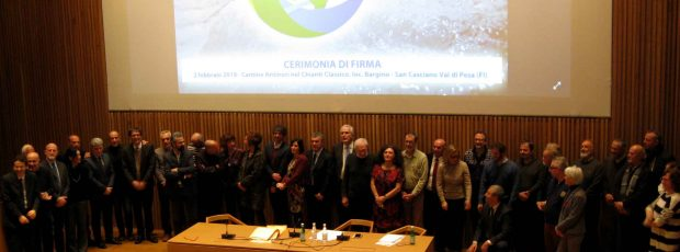 Torrente Pesa – sabato 2 febbraio la firma del Contratto di Fiume