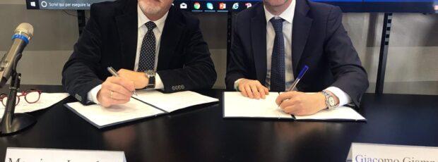 Siglato l'Accordo per l'attuazione del programma di interventi di manutenzione (stralcio 2018) relativo al territorio ligure
