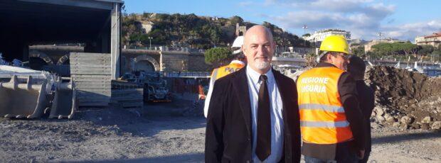 Scolmatore del Bisagno (GE) – al via il bando di gara europeo per l'affidamento dei lavori